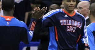 Russell Westbrook Responds to Allen Iverson's Compliment