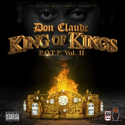 Don Claude - Pride of The Projects 2: King of Kings (Mixtape)