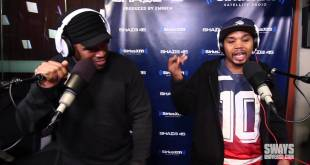 Charles Hamilton Freestyle - Sway in The Morning (Video)