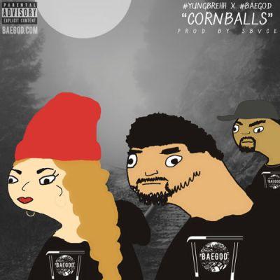 Sbvce ft. #YungBrehh x #Baegod - Cornballs (Audio)