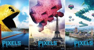 Pixels - Adam Sandler, Kevin James (Trailer)
