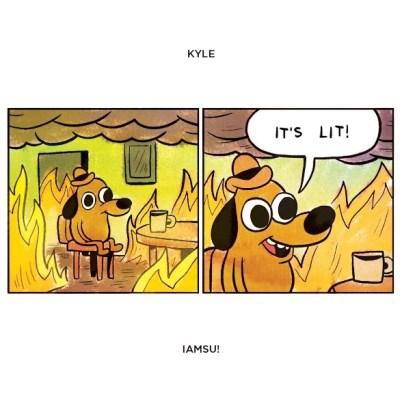 Kyle ft. IAMSU! - It's Lit (Audio)