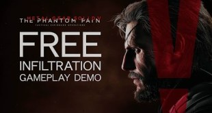 Metal Gear Solid V - Freedom of Infiltration Gameplay Demo