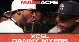 Rap Battle - Xcel vs Danny Myers