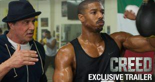 Creed - Official Trailer 2: Sylvester Stallone, Michael B. Jordan