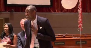 Dikembe Mutombo Day (Video)