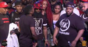 Loaded Lux vs Charlie Clips - SMACK/URL (Video)