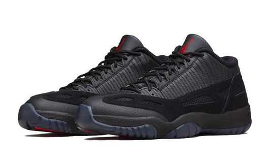 """In-Hand Review Jordan 11 Low IE """"Referee"""" (Early Release) 4"""