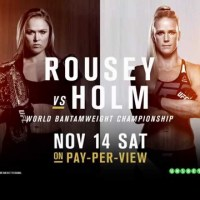 UFC 193: Rousey vs Holm – Once in History (Video)
