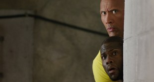 Central Intelligence starring The Rock & Kevin Hart (Trailer)
