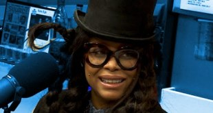 Erykah Badu - The Breakfast Club Interview (Video)
