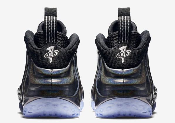 In-Hand Sneaker Review Foamposite One Hologram 5