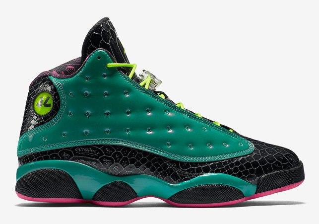 In Hand Sneaker Review Jordan 13 Doernbecher John Charles (Video) 1