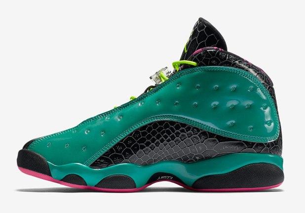In Hand Sneaker Review Jordan 13 Doernbecher John Charles (Video) 2