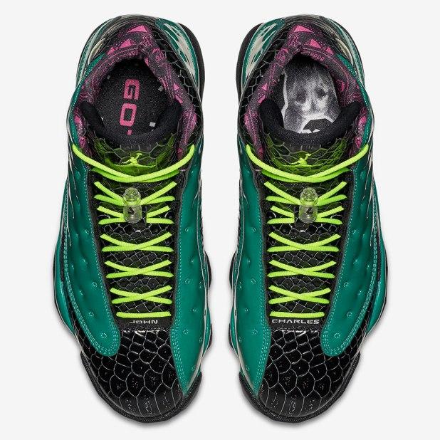 In Hand Sneaker Review Jordan 13 Doernbecher John Charles (Video) 3