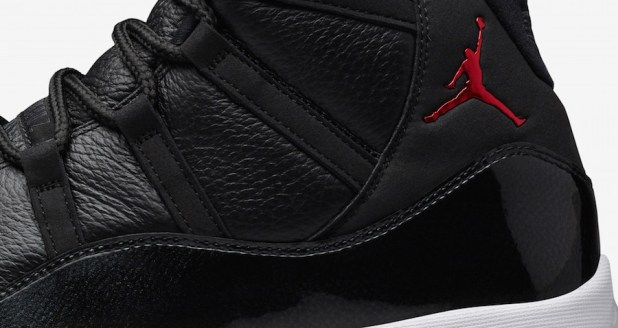 In-Hand Sneaker Review Jordan 11 72-10 (Video) 2