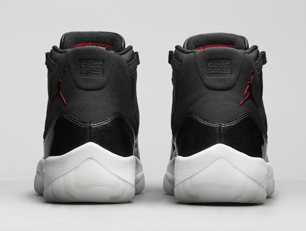 In-Hand Sneaker Review Jordan 11 72-10 (Video) 4