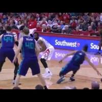 James Harden Breaks Jeremy Lin's Ankles (Video)