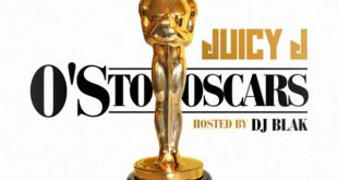 Juicy J - O's To Oscars (Mixtape) front