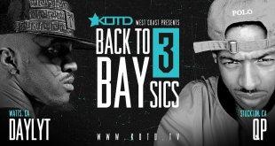 Rap Battle - Daylyt vs QP | #B2B3 (Video)