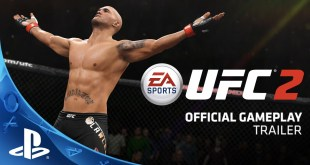 EA SPORTS UFC 2 - Official Gameplay Trailer
