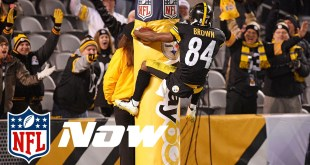 Top 5 NFL Celebrations of 2015 (Video)