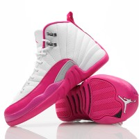 "Sneaker Review: Jordan 12 ""Vivid Pink"" (Valentine's)"