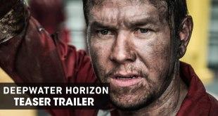 Mark Wahlberg stars in Deepwater Horizon - Watch the trailer