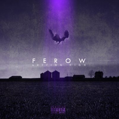 Ferow - Falling High (EP Stream) cover