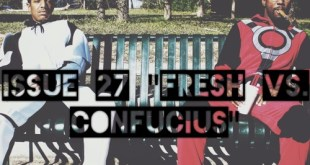 TD Comic Book Guys: Issue 27 - Fresh vs. Confucius [Podcast]