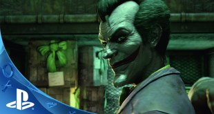 Batman: Return to Arkham - Welcome to the Madhouse Trailer
