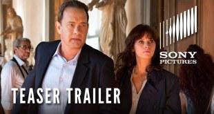 Inferno starring Tom Hanks - Teaser Trailer