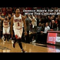 Derrick Rose's Top 10 Plays With The Bulls (Video)