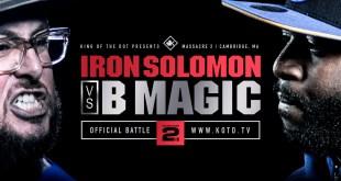 Rap Battle - Iron Solomon vs B Magic