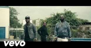 Royce 5'9 ft. Pusha T & Rick Ross - Layers (Video)