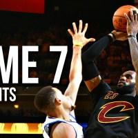 Warriors vs Cavaliers: Game 7 NBA Finals – Full Highlights