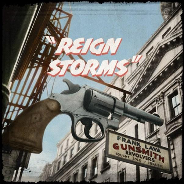 Constant Deviants - Reign Storms (Audio)