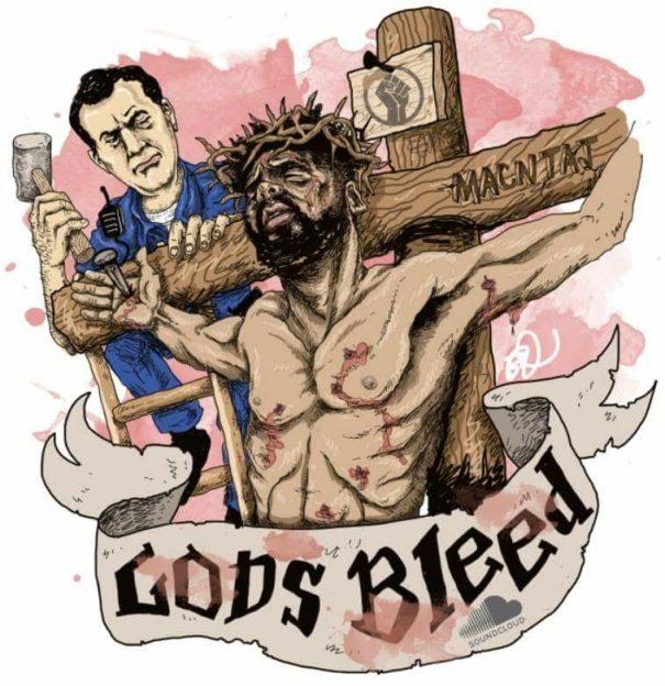 Macntaj - Gods Bleed (Audio)