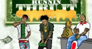 Sosamann ft. Sauce Walka & Johnny Cinco - Runnin' Thru (Audio)