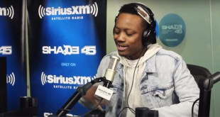 Mark Steele Showoff Radio Freestyle w/ Statik Selektah Shade 45 (Video)