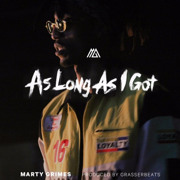 Marty Grimes - As Long As I Got (Audio)