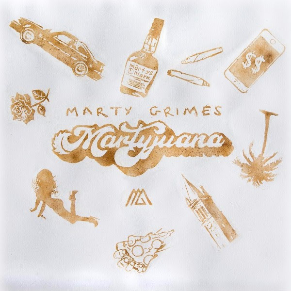 Marty Grimes - Martyjuana (Album Stream)
