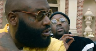Smoke Dza x Pete Rock featuring Rick Ross - Black Superhero Car (Video)