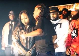 Jaz The Rapper vs E-Hart (Full Rap Battle)