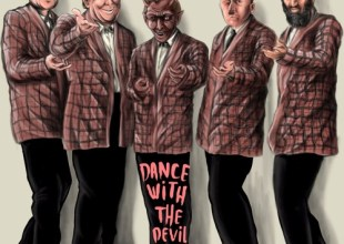 Have you heard New England rapper Pet;wolf's 'Dance With The Devil'?