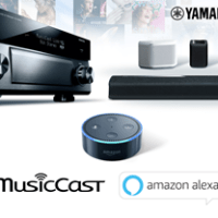 Yamaha to Add Amazon Alexa Voice Control to MusicCast Multiroom Audio Ecosystem
