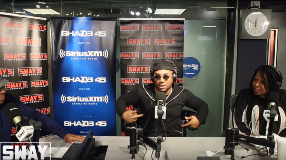 CyHi The Prynce freestyles on Sway in The Morning (Video)