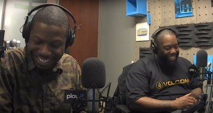 Run The Jewels - Rap Radar Podcast Interview (Video)