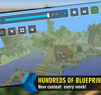 """MCProApp"" Re-Boot Features Hundreds of 3D Minecraft Blueprints, Maps & Guides"