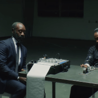 Watch the video for Kendrick Lamar's 'DNA' featuring Don Cheadle